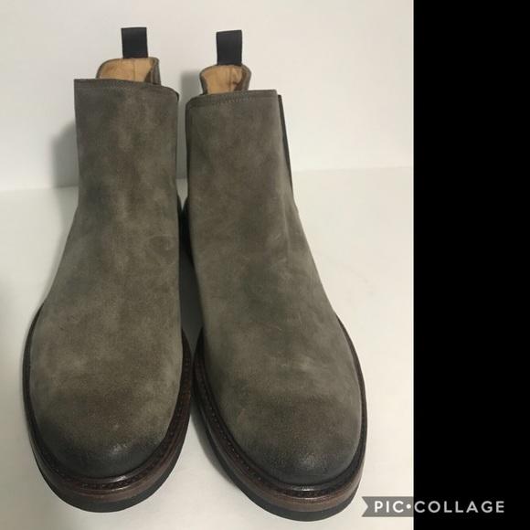 Barneys Ny X Vibram Mens Boot